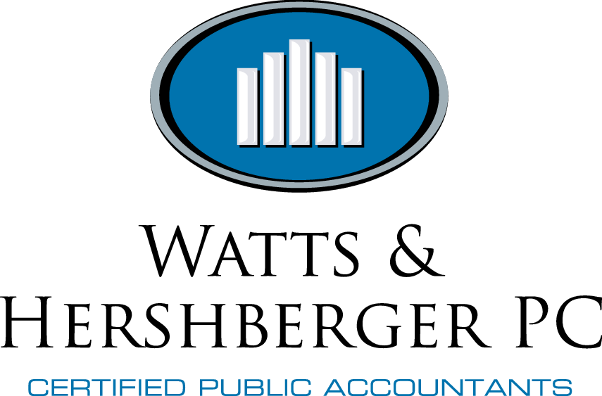 Hole in One Sponsor - Watts and Hershberger, PC - Logo