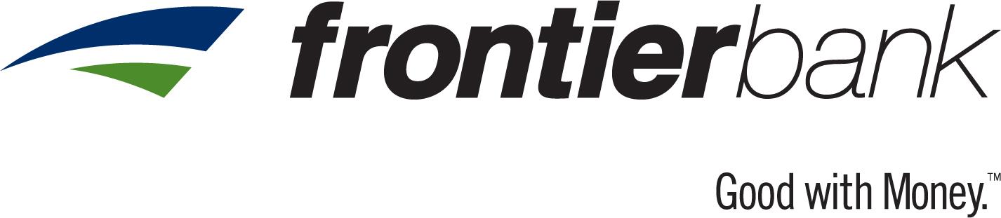 Birdie Sponsor - Frontier Bank - Logo