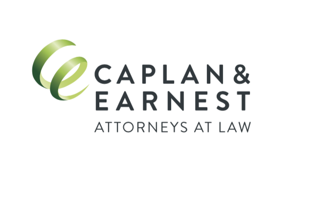 White - Caplan & Earnest Attorneys at Law - Logo