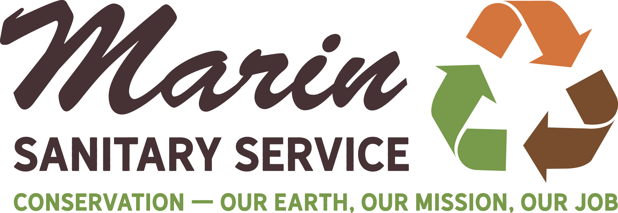 Tournament Sponsors - Marin Sanitary Service - Logo