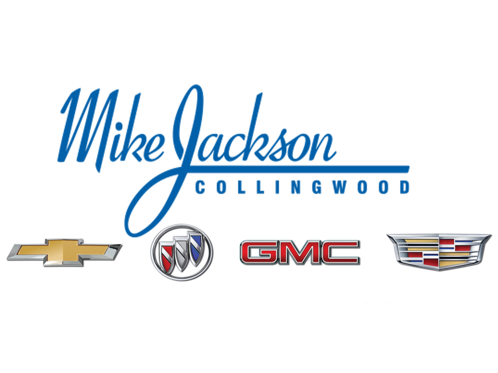 HOLE-IN-ONE SPONSOR - Mike Jackson GM Collingwood - Logo