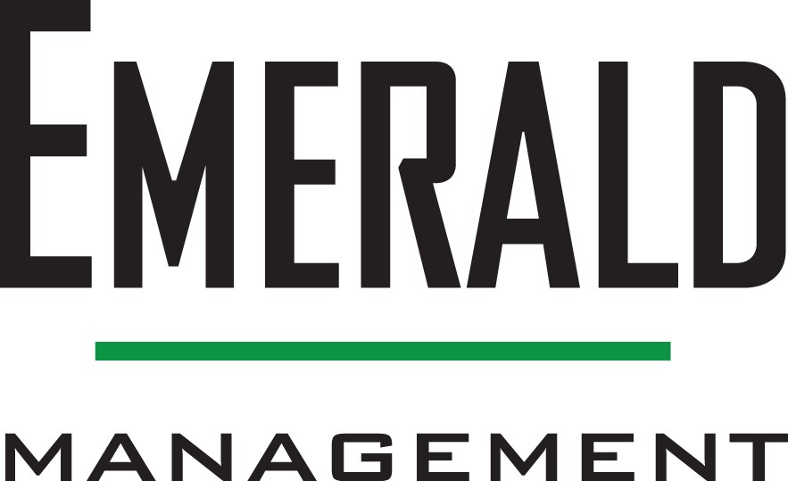 Purple - Emerald Management - Logo