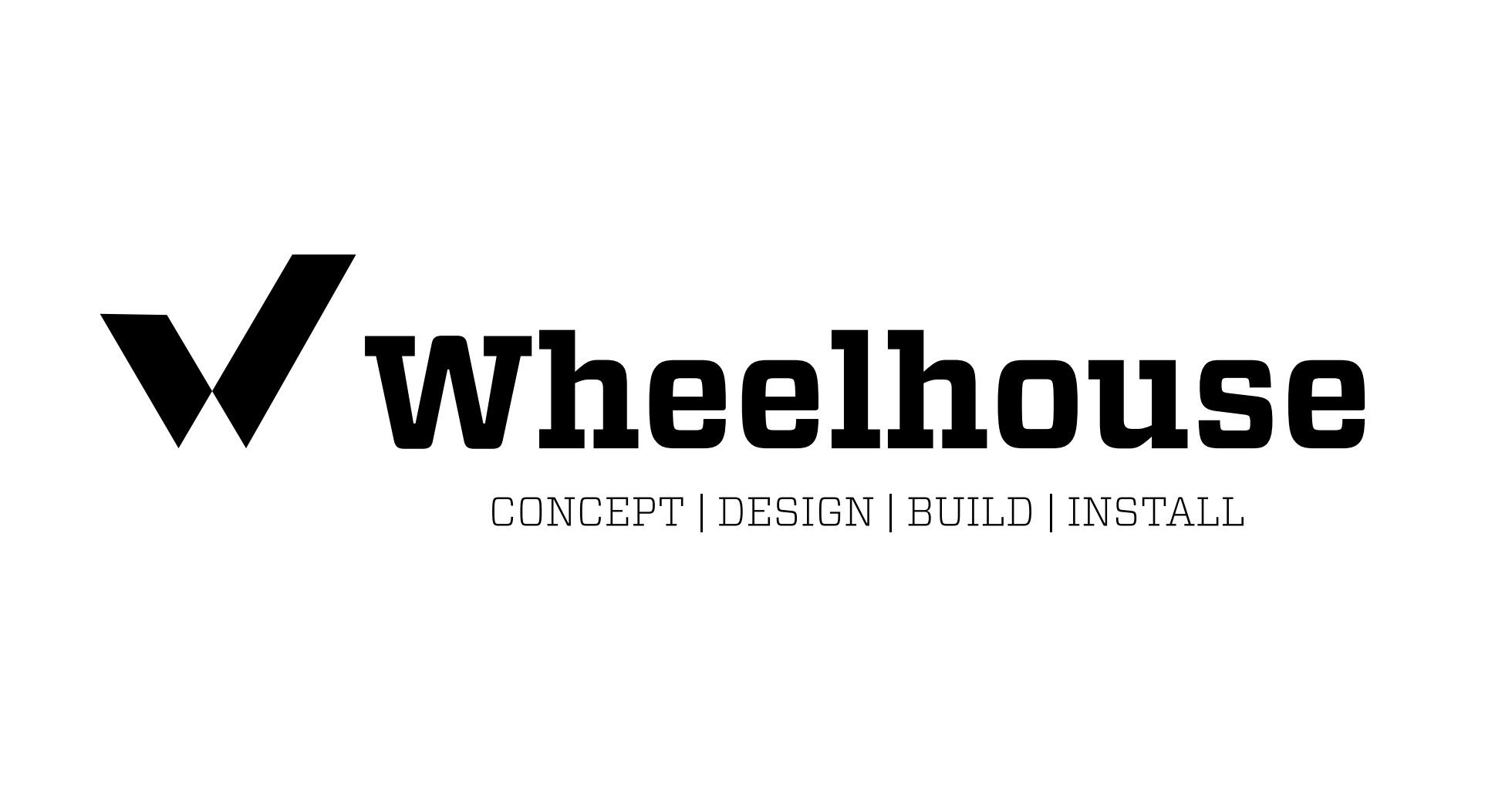 Black - Wheelhouse - Logo