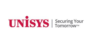 Drink Cart Sponsor - Unisys - Logo