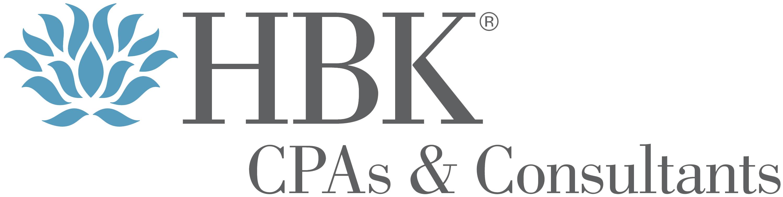 Hole Sponsor - HBK CPAs & Consultants - Logo