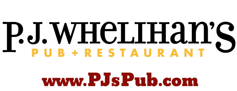 Hole Sponsor - PJ Whelihans - Logo