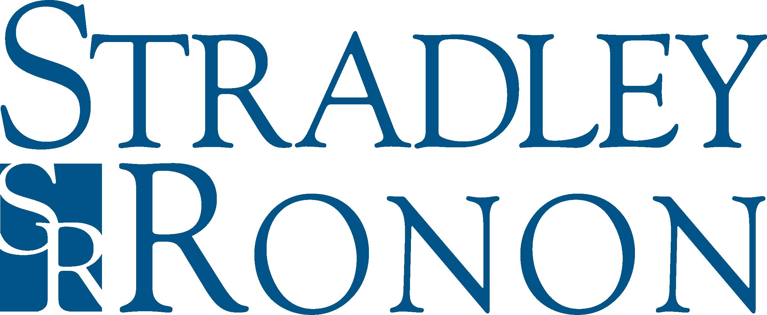 Hole Sponsor - Stradley Ronon - Logo