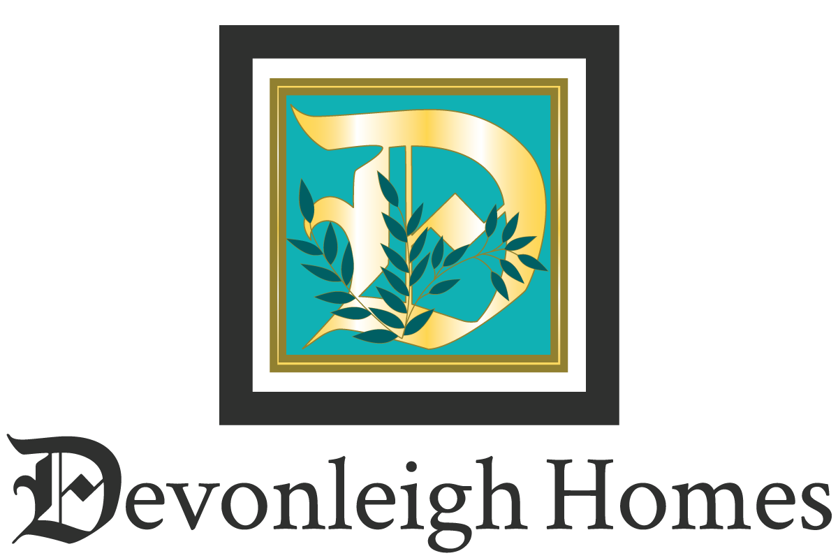 OFFICIAL DINNER SPONSOR - Devonleigh Homes - Logo