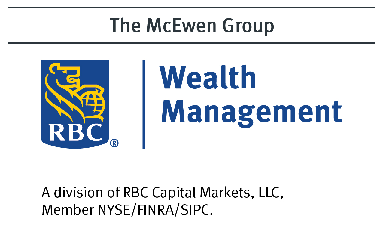 Eagle Sponsor - The McEwen Group – RBC Wealth Management - Logo