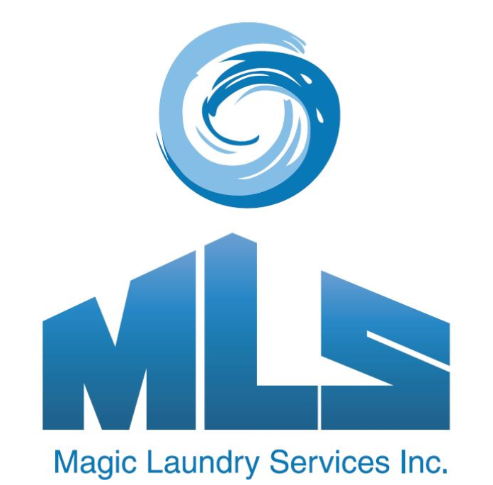 TITLE SPONSOR - MAGIC LAUNDRY SERVICES - Logo