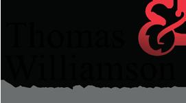 Closest To The Pin - Thomas & Williamson - Logo