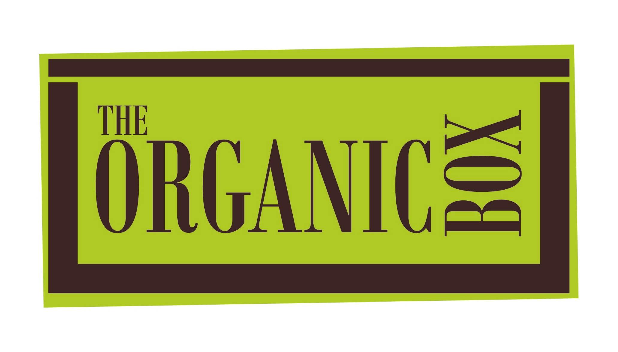 Overall Sponsors - The Organic Box - Logo