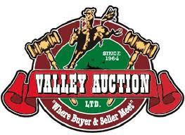 Silver Sponsor - Valley Auction Ltd.  - Logo