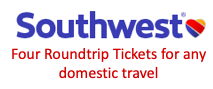 Silent Auction Donations - Southwest Airlines - Logo