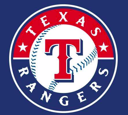 Silent Auction Donations - Texas Rangers - Logo