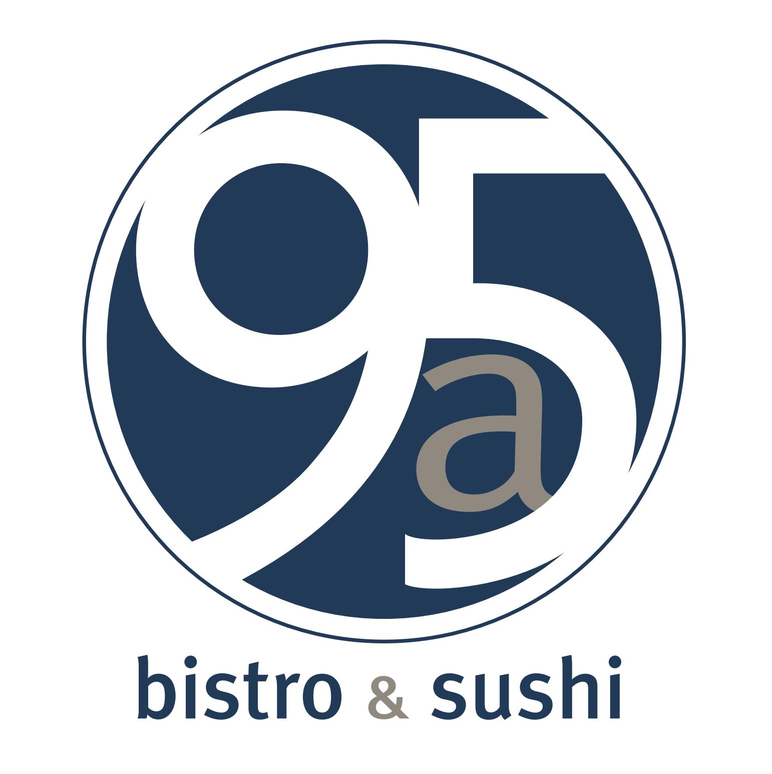 Gold -  95a bistro & sushi - Logo