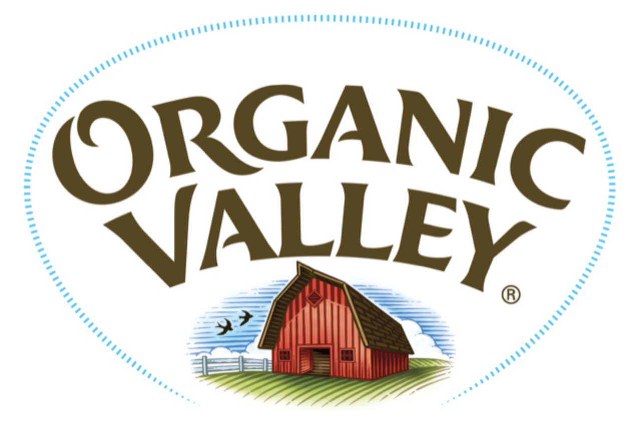 Black - Organic Valley - Logo