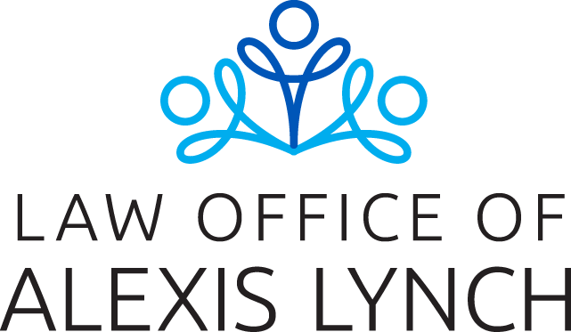 Flag Pin Sponsors - Law Office of Alexis Lynch - Logo