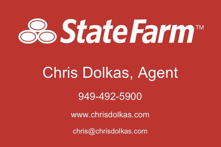 Chris Dolkas State Farm