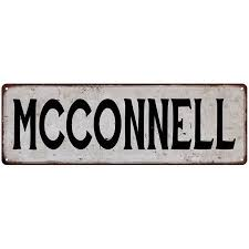 Dinner Sponsor $1000 - The McConnell Family - Logo