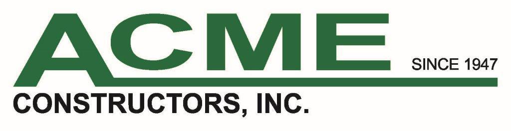 Special Sponsor - ACME Construction - Logo