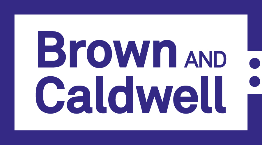 On-Course Drink Sponsor - Brown & Caldwell - Logo