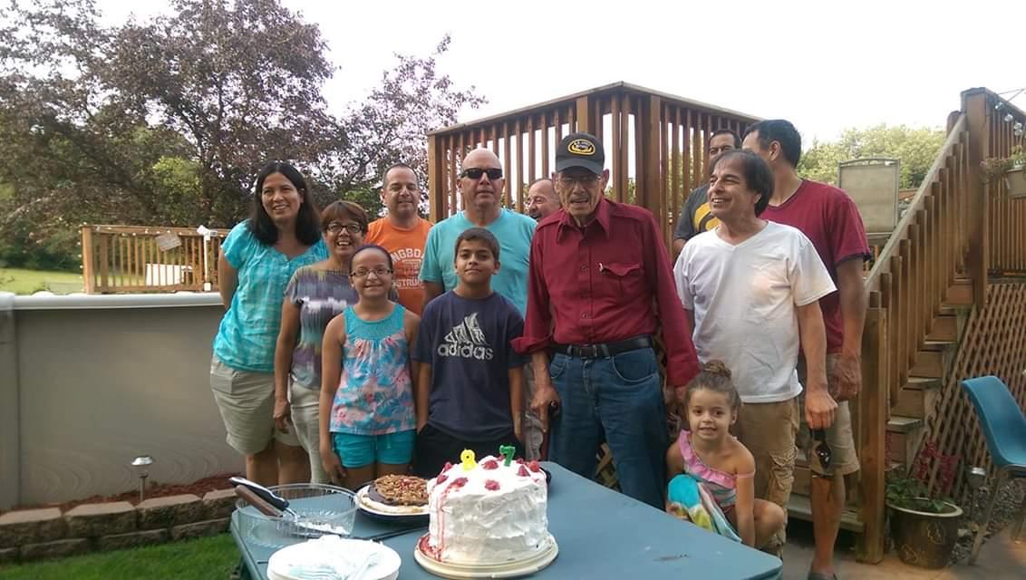 Chavo Lopez Family