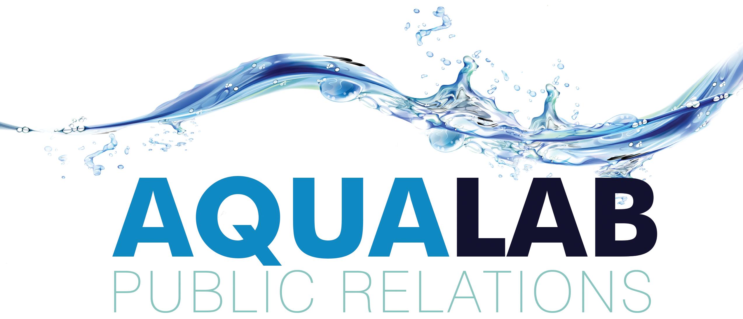 Gold Sponsor - Aqualab Public Relations - Logo
