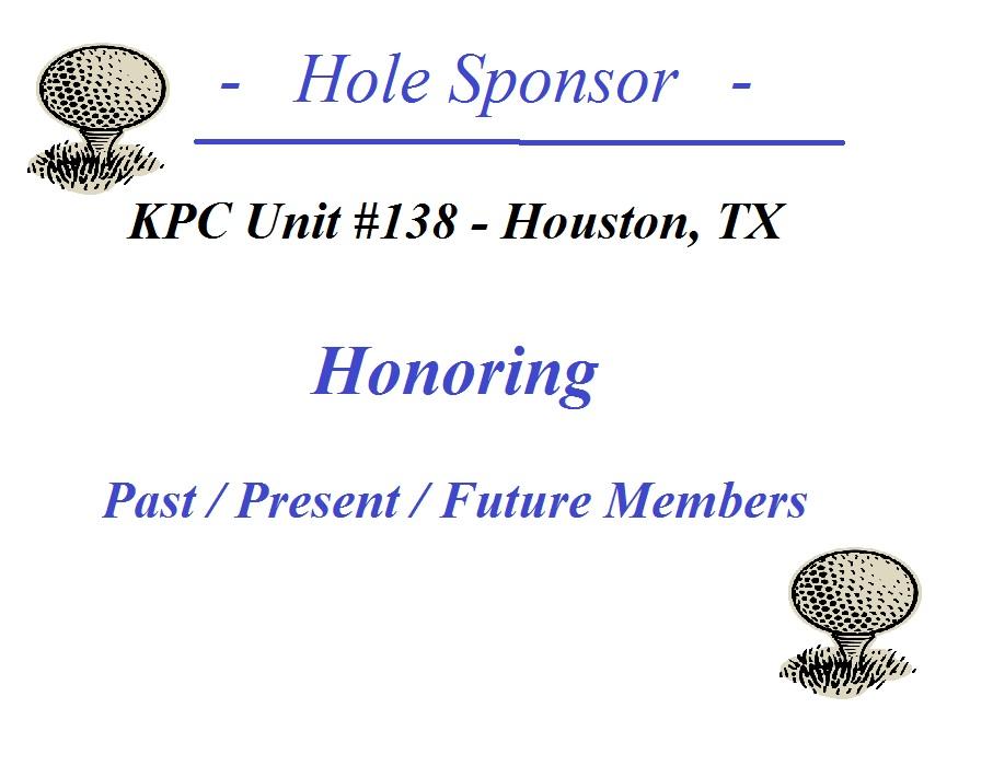 KPC Unit #138 - Houston, TX