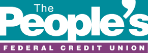 19th Hole Party Sponsor - The People's Federal Credit Union - Logo