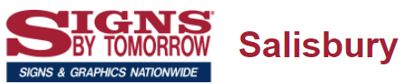 Tee Sponsor - Signs by Tomorrow - Logo