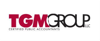 Tee Sponsor - TGM Group - Logo