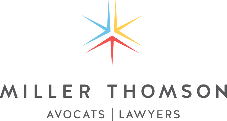 OFFICIAL CART SPONSOR - Miller Thomson - Logo
