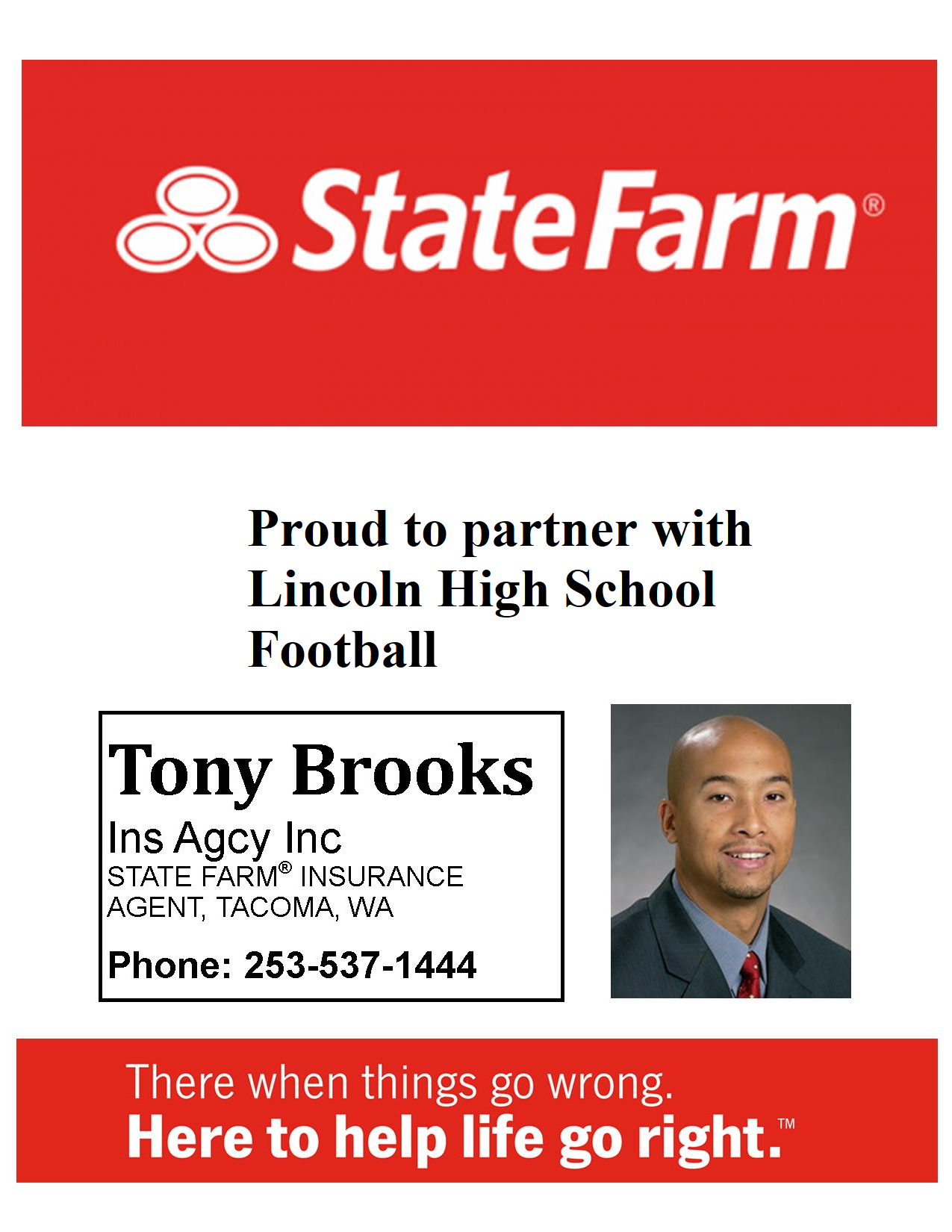 Tony Brooks Insurance Agency Inc.