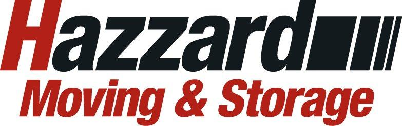 Hole Sponsor - Hazzard Moving & Storage - Logo