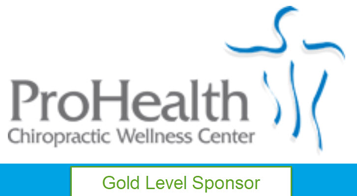 Gold Level Sponsor - ProHealth Chiropractic Wellness Center - Logo
