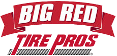 Hole Sponsor - Big Red Tire Pros - Logo