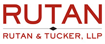 Player Sponsor - Rutan & Tucker, LLP - Logo