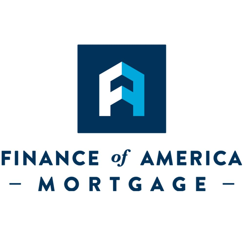Polo Sponsor -  Finance of America Mortgage - San Diego's Premier Branch - Nmls#1071 - Logo