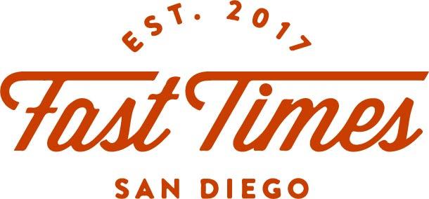 Par Sponsor - Fast Times - Logo