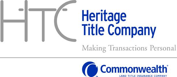Keg Sponsor - Heritage Title Company - Logo