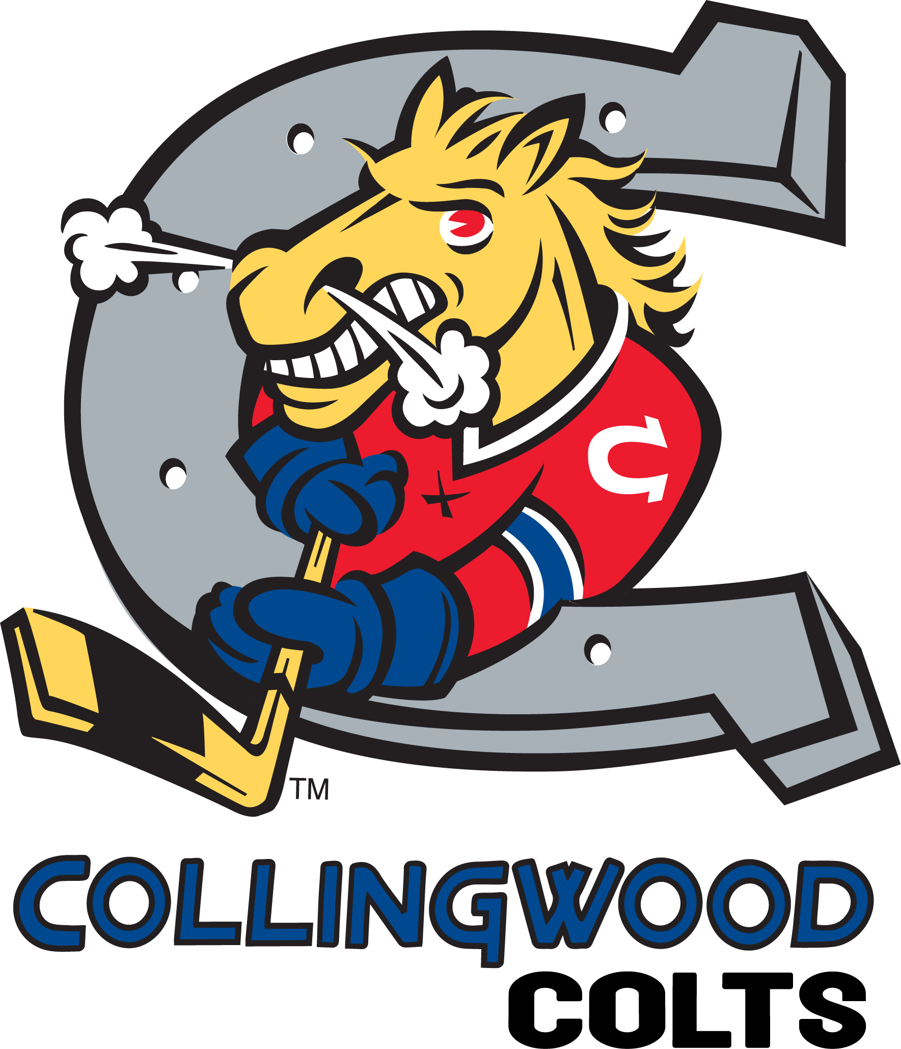 OFFICIAL TITLE SPONSOR - Collingwood Colts - Logo