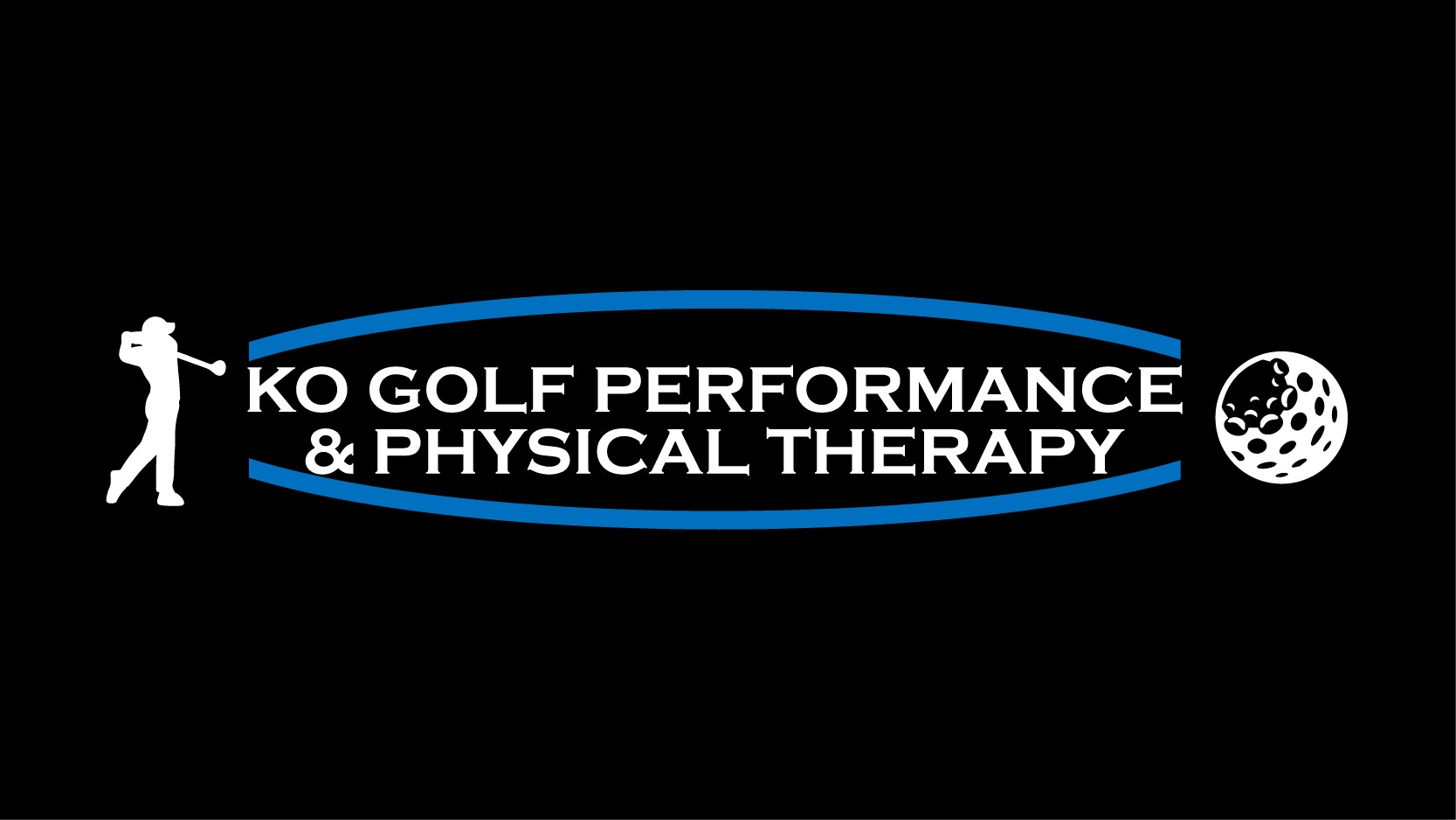 HOLE SPONSOR - KO Golf Performance and Physical Therapy - Logo