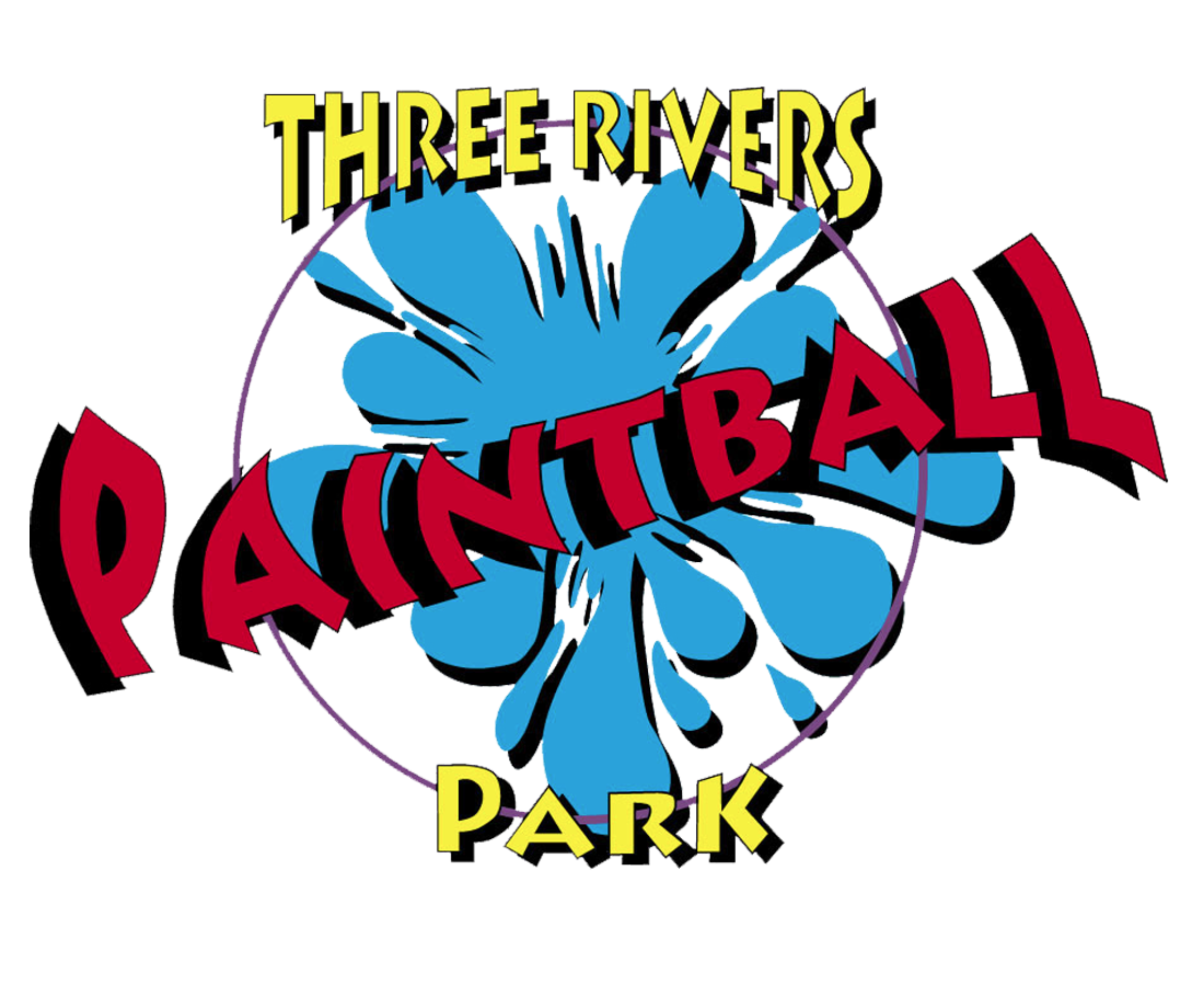 Tee Sponsor/Gift Package  - Three Rivers Paintball - Logo