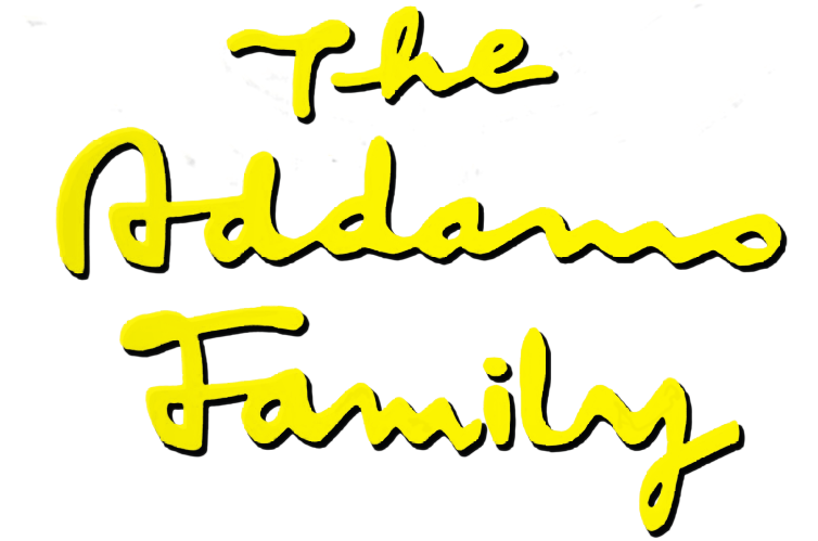 Putting Contest Sponsor $400 - Addams Family - Logo