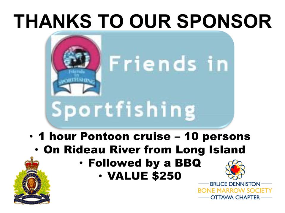 SILENT AUCTION SPONSOR - Friends in Sport Fishing - Logo