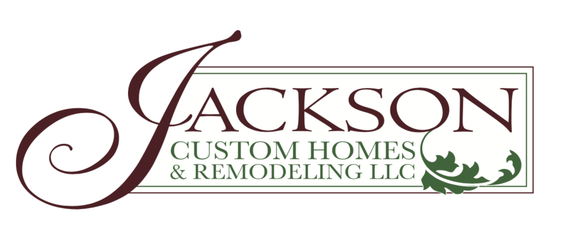 Driving Range / Putting Contest Sponsor - Jackson Custom Homes - Logo