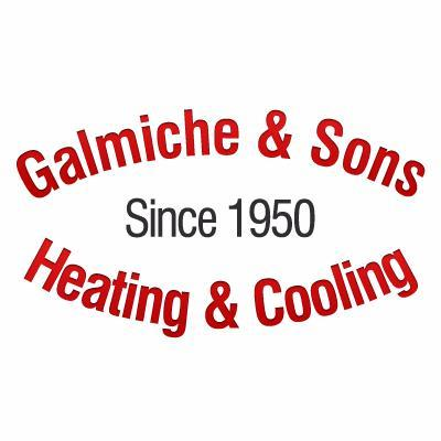 Beverage Cart Sponsor - Galmiche & Sons - Logo