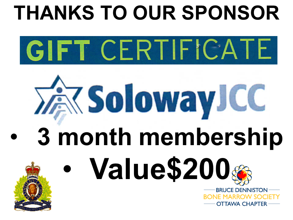 SILENT AUCTION SPONSOR - Soloway JCC - Logo