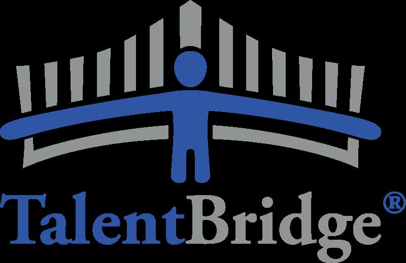On-Course Drink Sponsor - TalentBridge - Logo